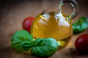Olive oil for the Mediterranean diet